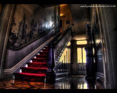 DeMenil Mansion - Entry Foyer by ellysdoghouse on deviantART