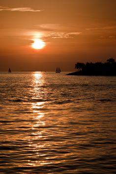 Florida - key west sunset ____  more @ nw7.eu