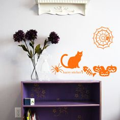 Halloween Wall Decal Halloween Cooking Harry Sticker hst-0357 ウォールステッカー