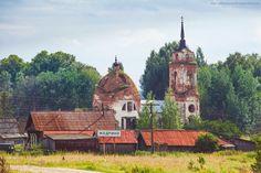 Наталья ВЕЛИКАНОВА: Забытые храмы Ульяновской области: куда ведет лестница старой церкви?