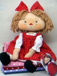 Raggedy Ann Dolls Pelo inciso Annieprimdolls Localidade: Não A20130612