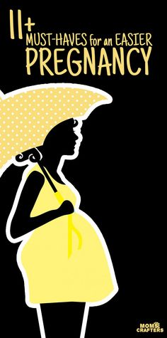 Check out this essential list of pregnancy must haves! Whether you're looking for a gift to bring to a pregnant friend, a guide to buying your first maternity wardrobe, or just some fun conveniences, this list has you covered!