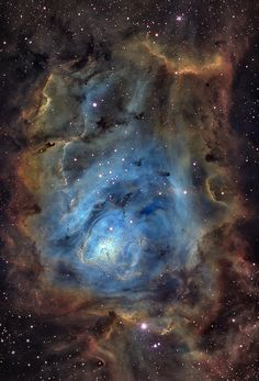 Lagoon nebula in Sagittarius | Flickr - Photo Sharing!