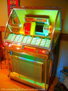 Seeburg Jukebox, 1950s