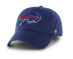 Official NFL Buffalo Bills Adjustable Hat Fan Cap One Size Fits All Fits All