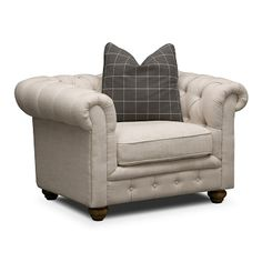 Madeline Upholstery Chair - Value City Furniture $499.99