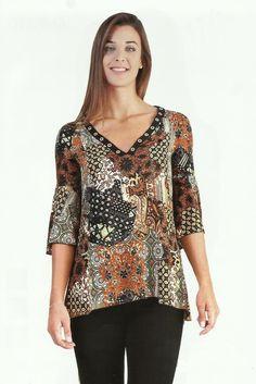 Acabamos de recibir mas modelos de la marca Anvito, en esta ocasion camisetas y vestidos.Os gustaran