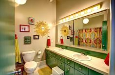kids bathroom for girls and boys | 30 Really Cool Kids Bathroom Design Ideas | Kidsomania