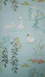 O Swan Lake wallpaper