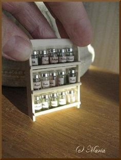 dollhouse miniature made from fuses and small light bulbs - Google Search