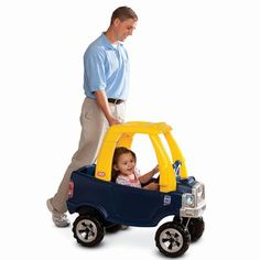 Cozy coupe Truck� for $89.99 #littletikes riding toy for kids