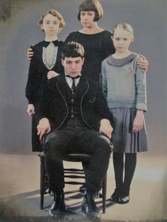 The Barebone Family