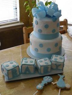 I LOVE the polka dot cakes! LOVE LOVE LOVE!!!