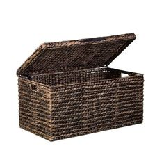 Shop Carbon Loft Dandelion Water Hyacinth Cocktail Storage Trunk Table - On Sale - Free Shipping Today - Overstock - 23123330