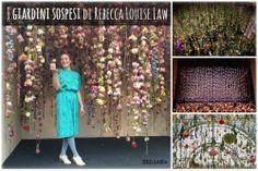 I giardini sospesi di Rebecca Louise Law [FOTO]
