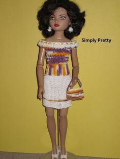 Ellowyne Prudence Doll Clothes Oufit ** Simply Pretty **