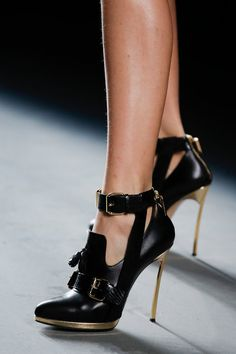 The Daily Shoe | Casadei for Prabal Gurung | cynthia reccord
