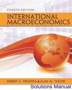 Instant download simulation with arena 6th edition solutions pdf solutions manual for international macroeconomics 4th edition by feenstra ibsn 9781319061722 fandeluxe Gallery