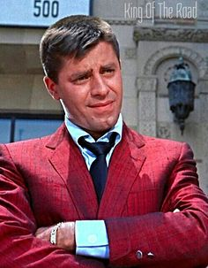 Jerry Lewis the king of comedy!