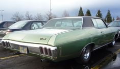 """Curbside Classic: The Best Big Car Of Its Time: 1970 Chevrolet Impala 