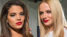 Top four make-up trends for Spring 2014   It Started in LA