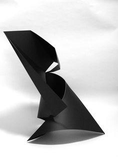 Focus IX by #eddiersculpture #shape #sculpture #sculpturebythesea #art #artfido #architecture #black #commission #form #facebook #instagram #instaphoto #installation #maquettes #metalsculpture #metalsculptures #geometry