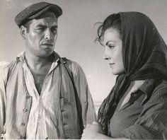 Carmen Sevilla y Jorge Mistral