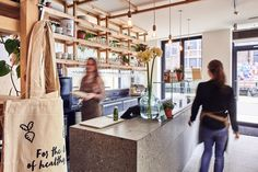 Interieur plus gent by 'Not Before Ten' ft Bomarbre's XXL_AGGLOCEPPO   PLUS+ Green hotspot in Ghent + Salads