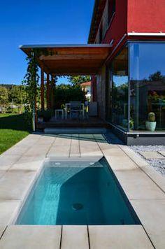 Jardines de estilo moderno por design@garten