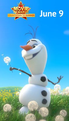 Anna or Elsa? Olaf or Sven? You're about to find out. I got Olaf! Olaf Frozen, Disney Frozen Olaf, Frozen Movie, Frozen Soundtrack, Elsa Olaf, Frozen Party, Disney Movie Rewards, Disney Movies, Disney Characters