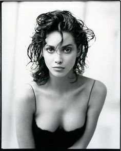 Christy Turlington by Arthur Elgort 1987 #almostvintage #supermodel