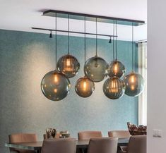 Dining Table Lighting, Living Room Lighting, Luxe Decor, Room Lamp, Home Deco, Interior Inspiration, Decoration, Home And Garden, Ceiling Lights