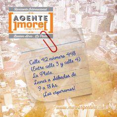 """➢ ¿Envías o recibís giros en la """"Ciudad de las Diagonales"""" #LaPlata? Te contamos dónde podés operar allí con #More!   ↠ damos #Giros en las capitales y cerca de tus afectos ◍◍"""