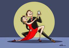 blog Elihu: Selfie Tango