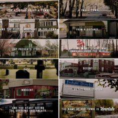 """#Riverdale 1x01 """"Chapter One: The River's Edge"""""""