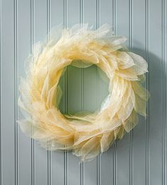 DIY Wreath | Skeleton Leaves | Crafts For Home | Decor Craft — Country Woman Magazine