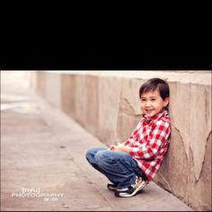 Cool kids photo shoot