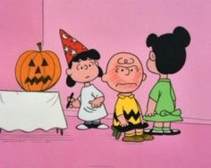 Great Pumpkin cartoon