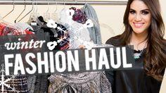 """Oi amores! Hoje tem vídeo novo no meu canal em Inglês (MakeupbyCamila2 no Youtube)! Aproveitei a minha ida a New York e fiz algumas comprinhas básicas. Na verdade eu sai especificamente para ir conferir a coleção """"desejo"""" da Isabel Marant para H&M. Acabei passando em outras lojas também, como Zara e Urban Outfitters. Assista o..."""