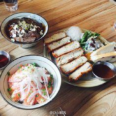 Chic韓風:✤ Chic Foodie ✤ ∷最愛的美食芝士炸豬排 - 微博精選 - 微博台灣站