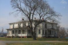 Old and Grand - Abandoned House near Broadway VA USA by Dixon Marshall, via Flickr