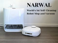 Narwal Robot Mop and Vacuum Review - ORGANIC BEAUTY LOVER Detox Your Home, Cleaning Mops, Vacuum Reviews, New Inventions, Organic Beauty, Home Renovation, Future House, Robot, Coding