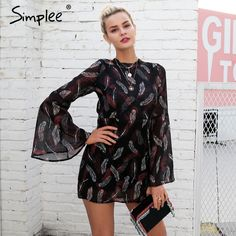 $36.74 - Awesome Simplee Print lace up women jumpsuit romper Sexy backless zipper short overalls Summer beach streetwear o neck playsuit 2017 - Buy it Now!