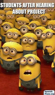 It's all minions, for the love of Minion we have some great Humor Quotes from Minions . ALSO READ: 15 Top Funny Minions Pictures ALSO READ: Top 40 Minion Funny Pictures Amor Minions, Minions Quotes, Evil Minions, Minions 2014, Minion Photos, Minions Minions, Student Memes, Teacher Memes, Teacher Comics
