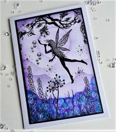 Lavinia Stamps Ltd – February Challenge – The Winner and all the Entries