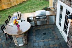 50 Best Outdoor Countertops Images Outdoor Cooking