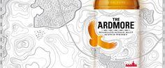Design, Packaging & Branding of The Adrmore - Pearlfisher
