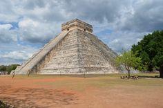 Templo de Kukulcán, México