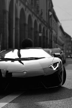 CAR | LAMBO | BW | BEAUTY | STREETS | NICE
