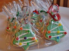 Chef Mommy: Christmas Tree Sugar Cookies